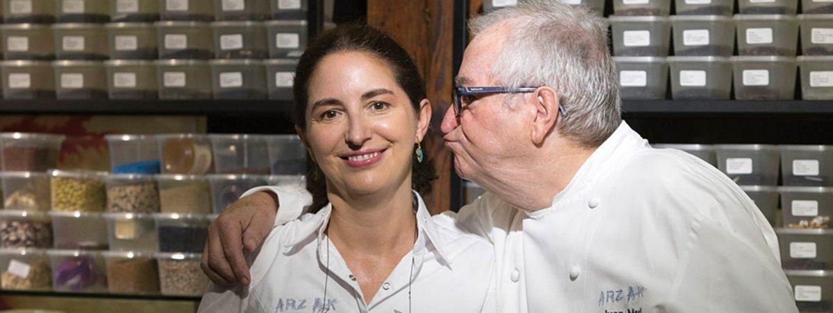 Arzak, padre de la cocina vasca