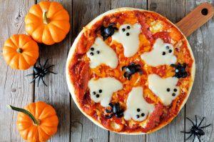 pizza fantasmas